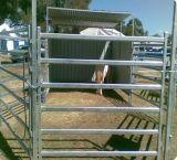 Cerca galvanizada mergulhada quente da exploração agrícola do campo dos rebanhos animais do metal da fábrica