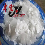 SGS Tested Caustic Soda Flakes / Flake, 92-96% Naoh