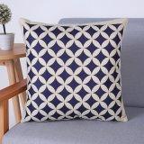Het digitale Decoratieve Kussen/het Hoofdkussen van Af:drukken met Geometrisch Patroon (mx-62)