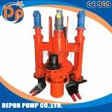 Pompa di sabbia sommergibile guidata ed idraulica elettrica con l'agitatore