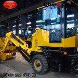 caricatori poco costosi della rotella dell'escavatore a cucchiaia rovescia di 1200kg Wz25-12