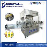Machine van de Eetbare Olie van de fabrikant de Automatische/het Vullen van de Tafelolie met 6 Hoofden/Vullers