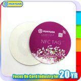 NTAG203 Ntag213 RFID NFC Aufkleberantimetallmarke Kennsatz