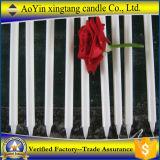 Velas blancas del hogar manufacturadas por Aoyin Factory