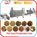 Pelotilla del alimento de animal doméstico que hace el equipo