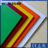 Matériaux de construction panneau composite aluminium panneau Sandwish ACP pour la décoration avec revêtement PVDF