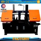 La venda para corte de metales semiautomática vio la máquina con ángulo del grado 0-90