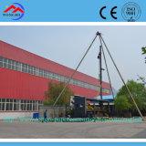 最先端の中国/機械を作る花火のペーパー円錐形