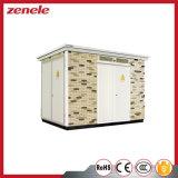 Transformador montado em almofada de tipo trifásico tipo caixa de tipo caixa