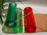 Normale Duidelijke Geribbelde Plastic Stroken
