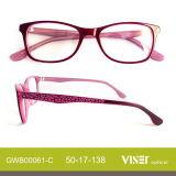 De Optische Frames van glazen met Nieuw Ontwerp (61-a)