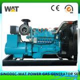 2017 중국 제조자에서 최고 판매 천연 가스 발전기 500GF-3RW