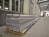 La toiture ondulée de couleur de fibre de verre de panneau de FRP/en verre de fibre lambrisse W172043