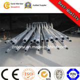 3-15m Single/Double Arm Conical Steel Street Lighting Palo