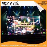 Schermo fisso dell'interno della parete di colore completo LED di P4 SMD HD video per fare pubblicità