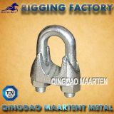 Оборудование зажима веревочки DIN1142 провода крепежной детали металла томительноее-тягуч