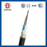 Cable óptico de la cinta de la fibra de 72 bases para la comunicación Gydta
