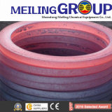 Il acciaio al carbonio di C45 SAE1045 ha forgiato l'anello fatto in Cina