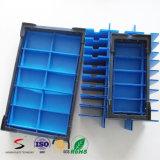 El volumen de negocios de Plástico PP Caja de cartón ondulado Tote con divisor