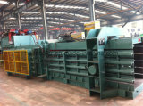 Hellobaler 8 toneladas de máquina de embalaje de papel horizontal de China