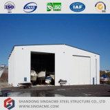 Prefabricated 금속 구조 요트 헛간
