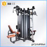 Vrije MultiWildernis 4 van Fitnes van de Machine van de Gymnastiek van de Motie Post