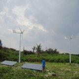 centrale elettrica ibrida del vento solare 10kw con le parti complete