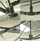 Qualitäts-im Freiensonnenschutz-automatischer Auto-Regenschirm-Farbton
