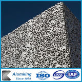 Gomma piuma di alluminio materiale della decorazione della Camera della prova di fuoco