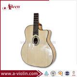 D furo ou o orifício oval (Guitarra Jazz Cigano AGJ400)