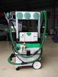 Шлифовальный прибор с системой извлечения пыли/чистой сухой меля системой