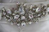Robe de mariage en cristal de robe nuptiale de sirène de sirène
