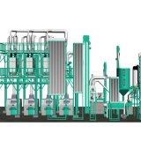 De volledige Fabriek van de Apparatuur van het Malen van de Maïs van de Lijn