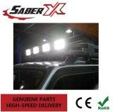 Étanche 48W Square Spot LED pour feux de travail hors-route Camion Bateau Vtt Jeep SUV