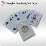 Kundenspezifische Plastikspielkarten, die Spielkarten bekanntmachen