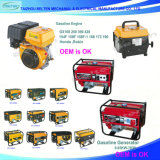 Generador portable de la gasolina de Bt-1500 2.4HP para el uso casero