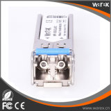 Отличная совместимость ЗФВ 100BASE-EX 1310 нм SFP 40км оптического приемопередатчика