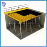 Гибкая система форма-опалубкы сляба с конструкционные материал