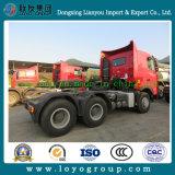 De Primaire krachtbron van het Wiel van China Sinotruk 6X4 10 met Aanhangwagen