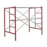 De veilige SGS Overgegaane Steiger van de Ladder van de Metselaar van het Frame van H voor Bouw