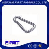 Cornière oblique/crochet instantané/galvanisation électrique/acier inoxydable AISI 304&316