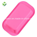 Rectangle Factory-Outlet cake en silicone moule de cuisson