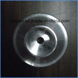 CNC perfetto della superficie che macina parte meccanica/parti di alluminio della fresatrice