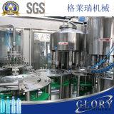 acqua di bottiglia automatica 2500bph macchina di coperchiamento di riempimento di lavaggio 3 in-1