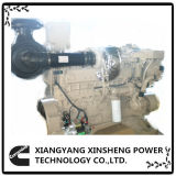 진짜 Chongqing Cummins 디젤 엔진 바다 배 엔진 (NTA855-M350) 350HP/261kw