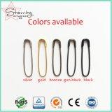 Comercio al por mayor de 22mm en forma de U Coilless Metal pasador de seguridad para las etiquetas colgantes
