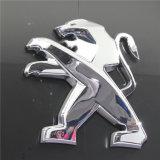 Custom дизайн 4s демонстрационный зал Металлический бейдж логотип автомобиля