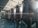 Sistema de transtorte de peso automático na indústria plástica & de borracha