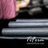 Los colores oro y plata Tejido de nylon para Chaquetas
