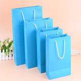 El hacer compras impreso aduana de las bolsas de papel de la cera